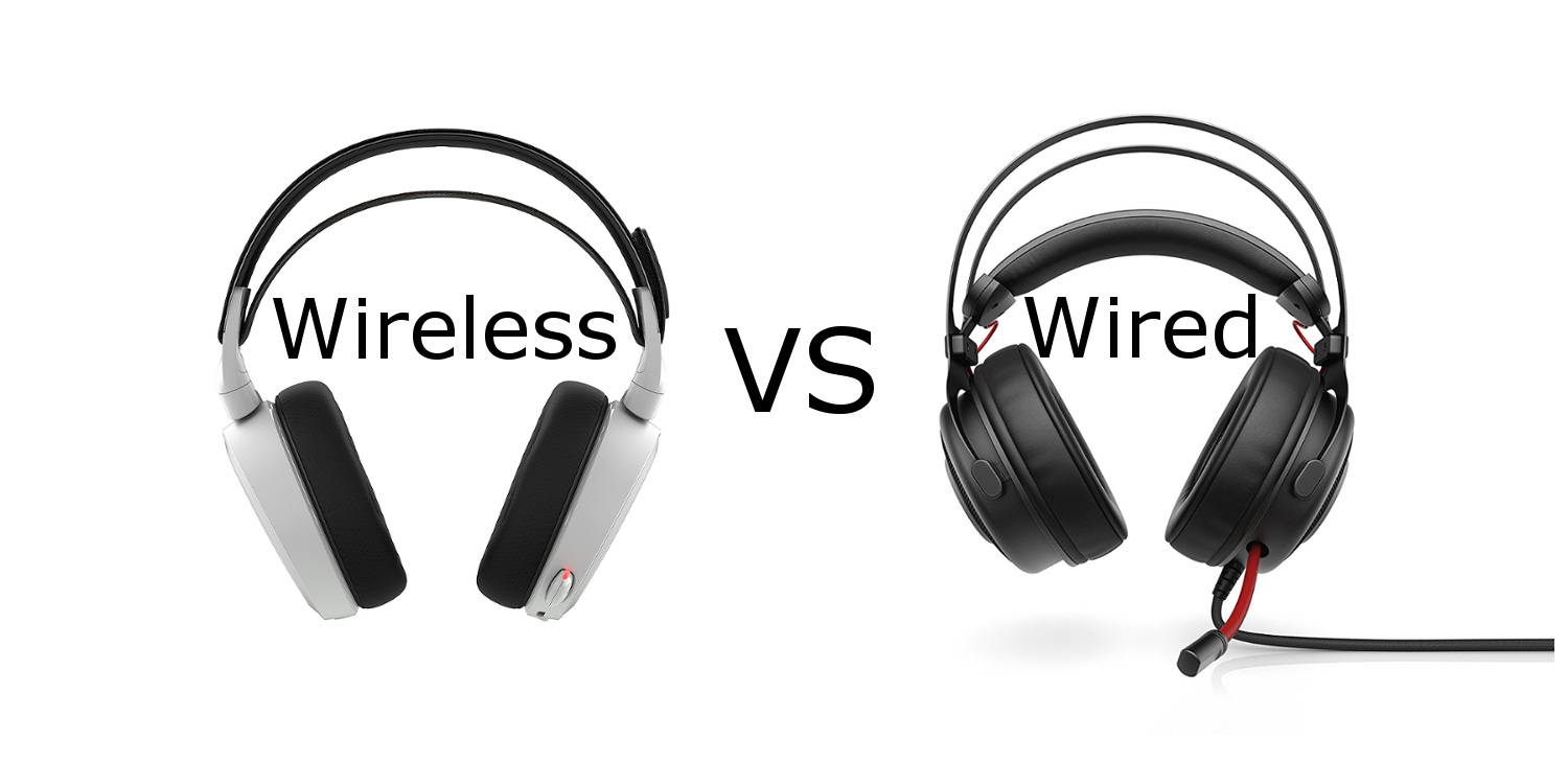 Differences Between Wired And Wireless Pc Gaming Headsets Techsiting