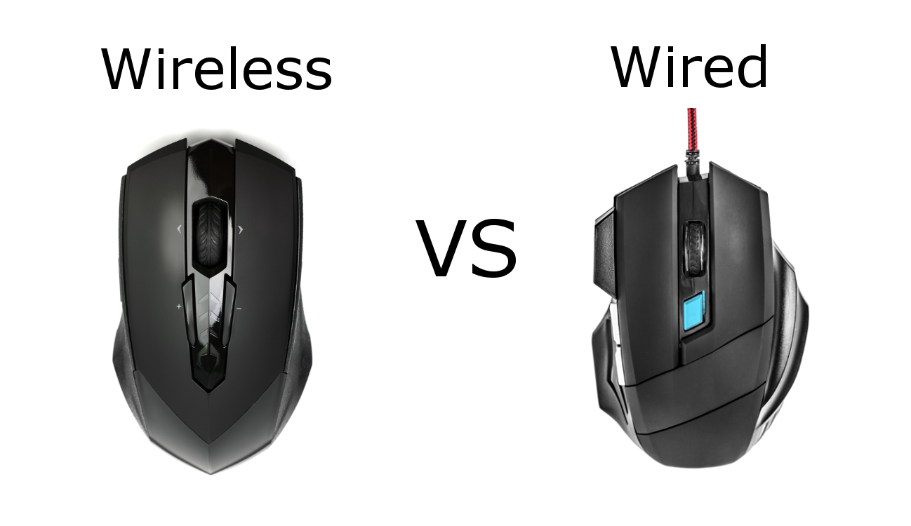 Differences Between Wired and Wireless Gaming Mice