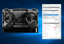 MSI Afterburner Utility Software