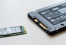SATA and M.2 SSD