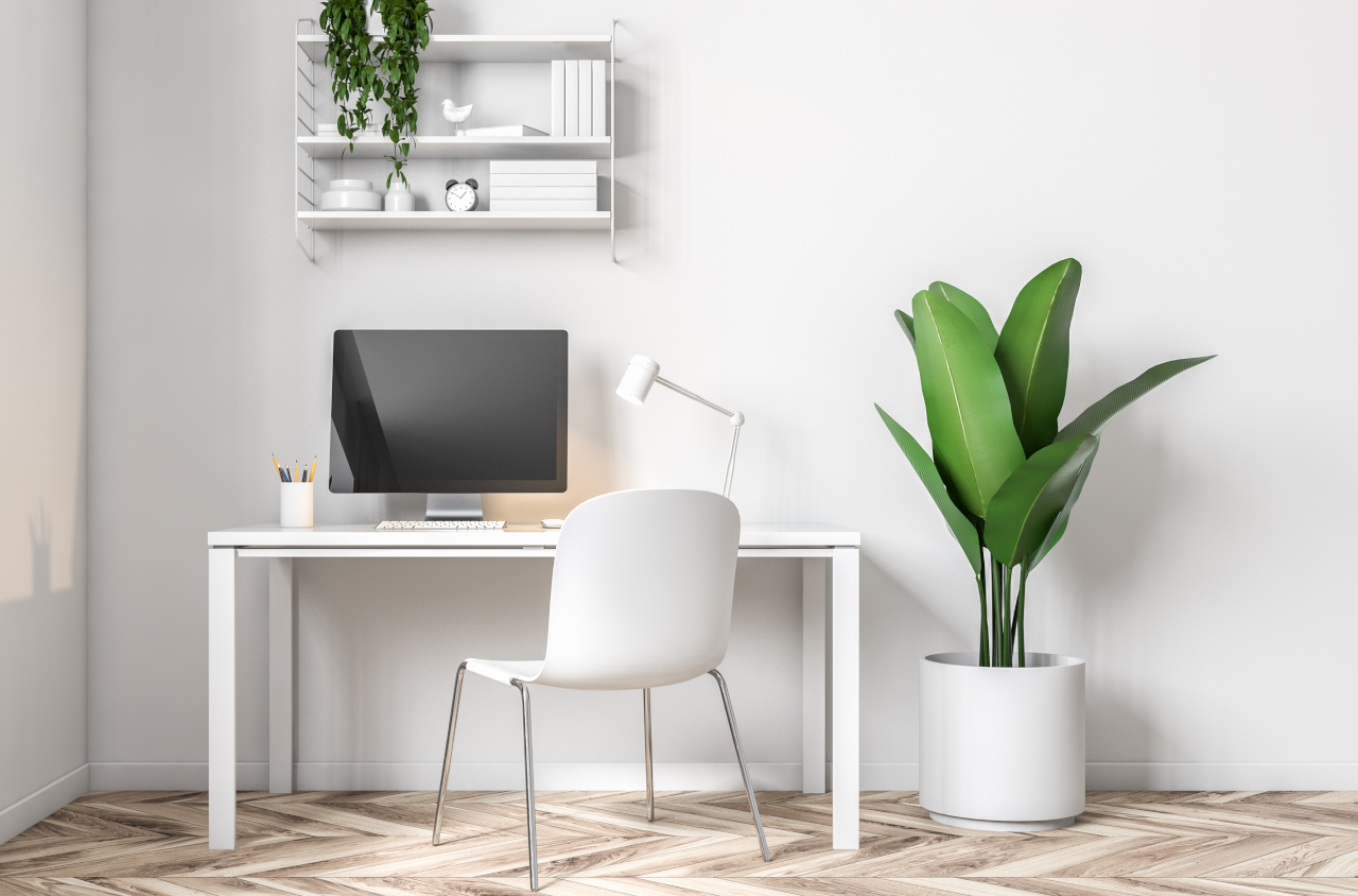 Picture of: 30 Best White Computer Desks Of 2020 Techsiting
