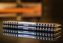 Dual Sticks of Corsair DDR4 RAM